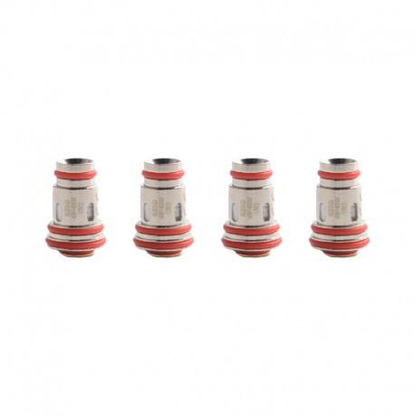 Authentic Uwell Aeglos Replacement UN2 Meshed-H Coil Head - 0.23ohm (40~45W), DL, (4 PCS)