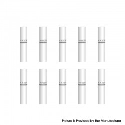 Authentic Innokin EQ Fltr Pod System Replacement Filter Tip - (10 PCS)