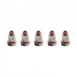 Authentic Asmodus Dachi 2 in 1 Pod Mod Vape Kit Replacement Coil Heads - 0.5ohm (20~40W) (5 PCS)