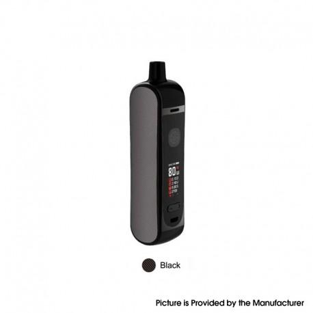 Authentic Asmodus Dachi 2-in-1 80W VW Mod Pod System Vape Starter Kit - Black, 5~80W, 1 x18650, 4ml, 0.15/0.5/1.2ohm