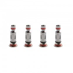 Authentic Uwell Caliburn G Pod System Replacement UN2 Meshed-H Coil Head - 0.8ohm (4 PCS)