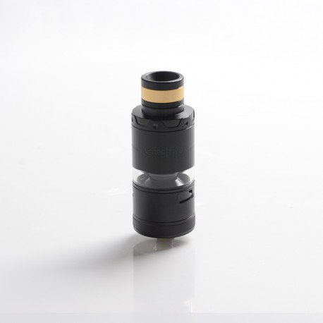 Authentic Vapefly Siegfried Meshed RTA Rebuildable Tank Vape Atomizer - Black, 7.0ml, 25.2mm Diameter