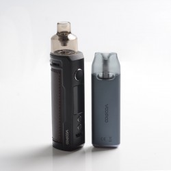 Authentic VOOPOO Drag X & Vmate Pod System Limited Edition - Chestnut, 900mAh / 1 x 18650, 5~80W