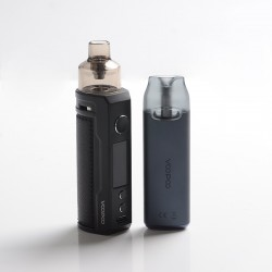 Authentic VOOPOO Drag S & Vmate Pod System Limited Edition - Classic, 900mAh / 2500mAh, 5~60W