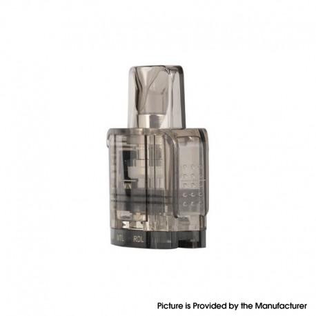 Authentic Innokin Sceptre Pod System Vape Kit Replacement Pod Cartridge w/ MTL 0.65ohm Coil Head - 3.0ml (1 PC)