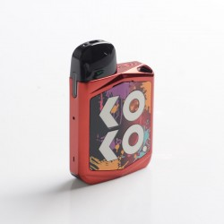 Authentic Uwell Caliburn KOKO Prime 15W Pod System Kit - Red, 690mAh, 2.0ml, 1.0ohm