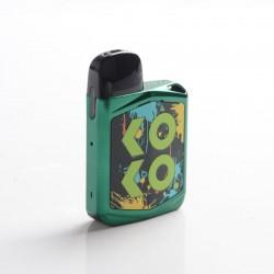 Authentic Uwell Caliburn KOKO Prime 15W Pod System Kit - Green, 690mAh, 2.0ml, 1.0ohm