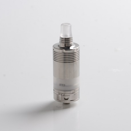 5AVape BY-kA V.9 V9 MTL RTA Rebuildable Tank Atomizer - Silver, Standard Version 5.0ml, 22mm Diameter