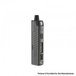 Authentic Vapefly Optima Pod System 80W Pod System Vape Mod Kit - Gunmetal, 3.5ml Pod Cartridge, 5~80W, 1 x 18650