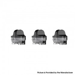 Authentic SMOKTech SMOK IPX80 80W Pod Mod Kit Replacement RPM Empty Pod Cartridge - 5.5ml (3 PCS)