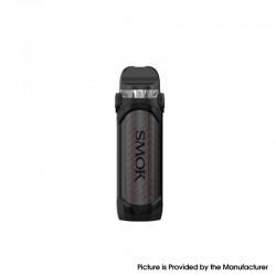 Authentic SMOKTech SMOK IPX 80 80W VW Pod Mod + 5.5ml RPM 2 Pod Cartridge Pod Kit - Black Carbon Fiber, 1~80W, 3000mAh, 5.5ml