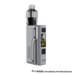 Authentic VOOPOO Argus GT 160W TC VW Variable Wattage Box Mod + PnP Pod Tank Vape Kit - Rock Ash, 5~160W, 4.5ml, 2 x 18650