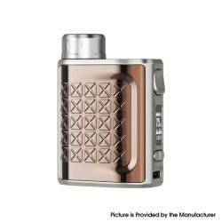 Authentic Eleaf iStick Pico 2 75W VW Variable Wattage Box Mod - Rose Gold, 1~75W, 1 x 18650