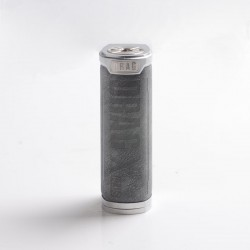 Authentic Voopoo Drag X Plus 100W VW Variable Wattage Pod Mod - Smoky Grey, 5~100W, 1 X 21700 / 18650, GENE.FAN 2.0 Chip