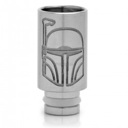 star war 510 drip tip for atomizer rda rta