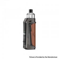 Authentic Innokin Sensis 40W 3000mAh Next-Gen Pod System Vape Mod Kit - Desert Brown, 6~40W, 3.1ml Pod Cartridge, 0.25ohm