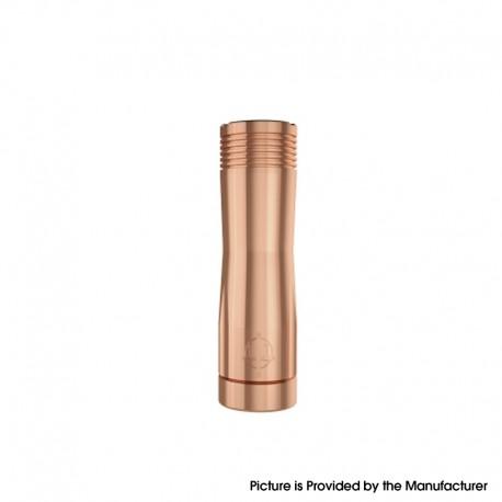 Authentic Hellvape Trishul V2 Semi-Mech Vape Mechanical Mod - Copper, 1 x 18650 / 20700 / 21700