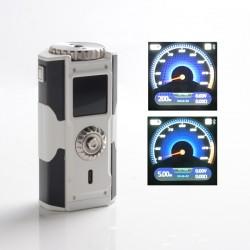 Authentic YIHI T Class 200W TC VW Vape Box Mod - X-Man, 5~200W, 212~572'F, YiHi SX580J Chipset, Bluetooth, 2 x 18650