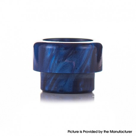 Authentic Wotofo The Troll X RTA Replacement 810 Drip Tip - Blue (1 PC)