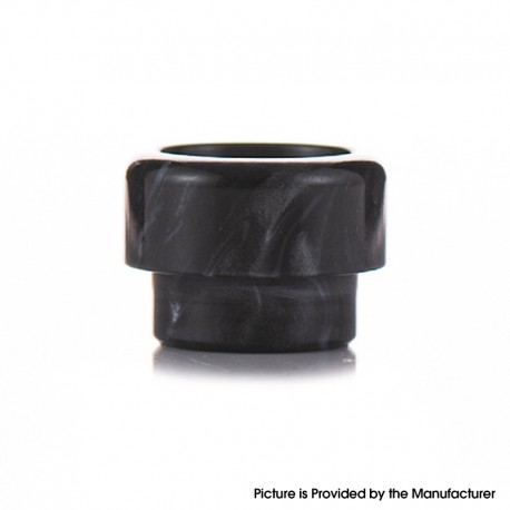 Authentic Wotofo The Troll X RTA Replacement 810 Drip Tip - Black (1 PC)