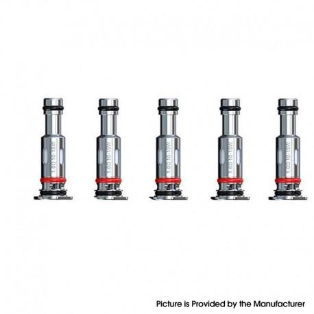 Authentic SMOKTech SMOK Novo 4 Pod Kit / Pod Cartridge Replacement LP1 DC 1.0ohm MTL Coil Head - 10~15W (5 PCS)