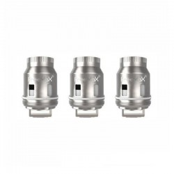 [Ships from HongKong] Authentic Freemax Replacement Kanthal Triple Mesh Coil Head for Mesh Pro Tank - 0.15ohm (80~110W) (3 PCS)