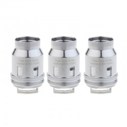 [Ships from HongKong] Authentic Freemax Replacement Kanthal Quad Mesh Coil Head for Mesh Pro Tank - 0.15ohm (80~120W) (3 PCS)