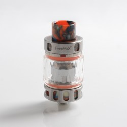 [Ships from HongKong] Authentic FreeMax M Pro 2 Sub Ohm Tank Clearomizer Vape Atomizer - Orange, SS + Resin, 0.2ohm, 5ml, 25mm
