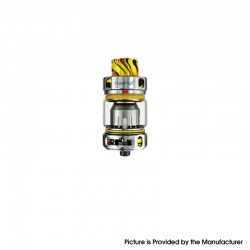 [Ships from HongKong] Authentic FreeMax M Pro 2 Sub Ohm Tank Clearomizer Vape Atomizer - Yellow, SS + Resin, 0.2ohm, 5ml, 25mm