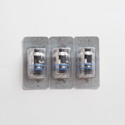 [Ships from HongKong] Authentic FreeMax 904L M2 Mesh Coil Head for M Pro 2 / M Pro Atomizer / Maxus 200W Kit - 0.2ohm (3 PCS)