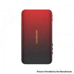 [Ships from HongKong] Authentic Vaporesso Gen S 220W TC VW Variable Wattage Vape Box Mod - Black Red, 5~220W, AXON Chip