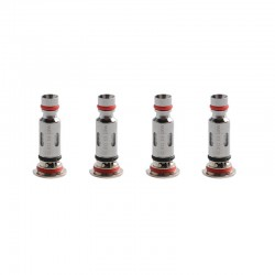 [Ships from HongKong] Authentic Uwell Caliburn G Pod System Replacement Mesh Coil Head - 0.8ohm (4 PCS)