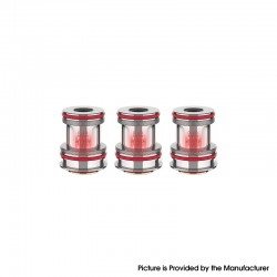 [Ships from HongKong] Authentic Vaporesso GTR Mesh Coil for FORZ TX80 VW Kit / FORZ Tank 25 - 0.4ohm (40~60W) (3 PCS)
