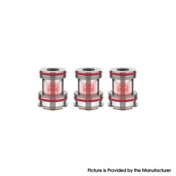 [Ships from HongKong] Authentic Vaporesso GTR Mesh Coil for FORZ TX80 VW Kit / FORZ Tank 25 - 0.15ohm (40~60W) (3 PCS)