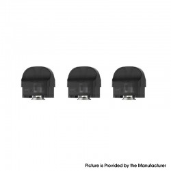 [Ships from HongKong] Authentic SMOK Nord 4 Replacement Nord RPM Empty Pod Cartridge for RPM Series Coils - 4.5ml (3 PCS)