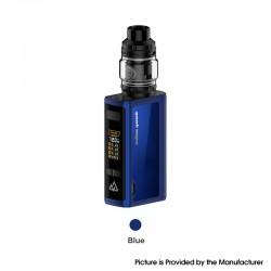Authentic GeekVape Obelisk 120 FC Z Kit 120W 3700mAh Mod + Z Tank w/ Fast Charger - Blue, 5~120W, 3.5ml / 5.0ml, 0.4ohm / 0.2ohm