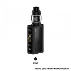 Authentic GeekVape Obelisk 120 FC Z Kit 120W 3700mAh VW Mod + Z Tank w/ Fast Charger - Black, 5~120W, 3.5ml / 5.0ml, 0.4ohm
