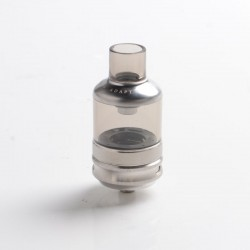 [Ships from HongKong] Authentic Voopoo TPP Tank Atomizer - Silver, 5.5ml, Stainless Steel + PCTG, 0.15ohm / 0.2ohm