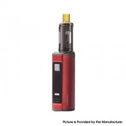 Authentic Innokin Endura T22 Pro Pod System Vape Mod Kit - Ruby Red, 3000mAh, 2.0ml T18E Pro Tank