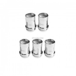 Authentic Sense Cyclone Sub-ohm Replacement Coil - Silver, 0.2 Ohm, Ni200 (5 PCS)