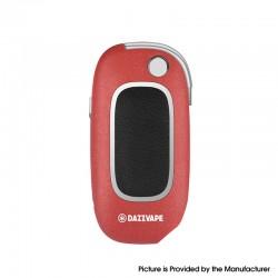 Authentic Dazzvape Ukey Vaporizer Built-in Battery Vape Mod for 510 Thread Atomizer - Red, 400mAh, Standard Edition