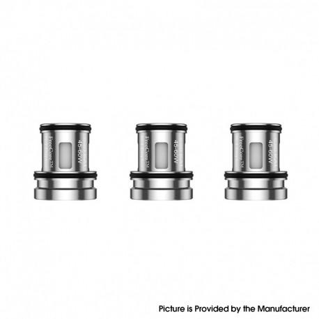 Authentic Vapefly Kriemhild II Atomizer / Kriemhild Kit Replacement FreeCore K-1 Duplex Mesh Coil - 0.2ohm (45~60W) (3 PCS)