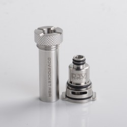 Authentic DEJAVU Pocket AIO Kit Replacement RBA Coil - (1 PC)