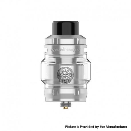 Authentic GeekVape Z Max Sub Ohm Tank Clearomizer Vape Atomizer - Silver, 4.0ml / 2.0ml, 0.14ohm / 0.2ohm, 32mm Diameter