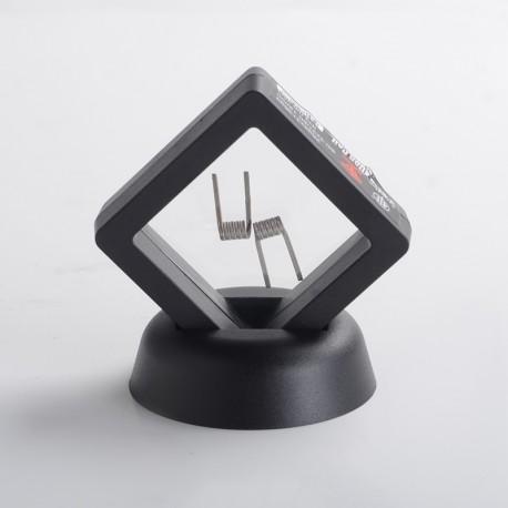 Authentic ThunderHead Creations THC Hand Craft Alien 3-Core Coil - 0.35ohm, Ni80, 28GA x 3 + 36GA (2 PCS)