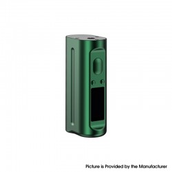 Authentic Hellvape Arez 120 TC VW Vape Box Mod - Blackish Green, 5~120W, 1 x 21700 / 20700 / 18650, Top Level Onboard Chipset