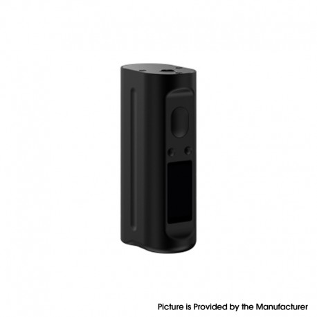 Authentic Hellvape Arez 120 TC VW Vape Box Mod - Matte Black, 5~120W, 1 x 21700 / 20700 / 18650, Top Level Onboard Chipset