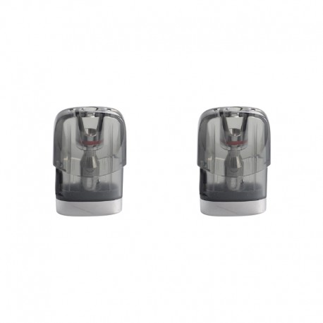 Authentic Uwell Yearn Neat 2 Pod Kit Replacement Pod Cartridge w/ 0.9ohm Mesh Coil - 2.0ml, PCTG (2 PCS)