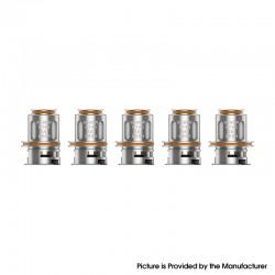Authentic GeekVape Z Max Sub Ohm Tank Replacement M0.14 Coil Head - 0.14ohm, KA1, (60~80W) (5 PCS)