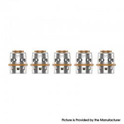 Authentic GeekVape Z Max Sub Ohm Tank Replacement M0.3 Dual Coil Head - 0.3ohm, KA1, (55~65W) (5 PCS)